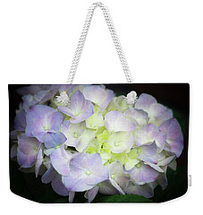 Hydrangea Weekender Tote Bag by Cathy Donohoue