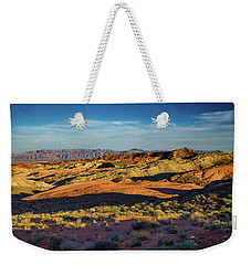 I Could Hear For Miles. Weekender Tote Bag