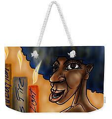 Illumination Weekender Tote Bag