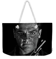 James Cagney - A Study Weekender Tote Bag