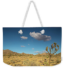 Joshua Tree Sunset Weekender Tote Bag