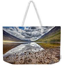 Loch Etive Weekender Tote Bag