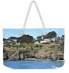 Mendocino Weekender Tote Bag