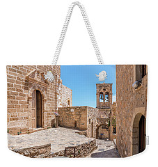 Monemvasia - Greece Weekender Tote Bag