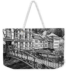 Monschau In Germany Weekender Tote Bag