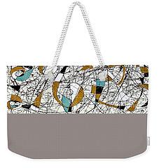 #3 Weekender Tote Bag
