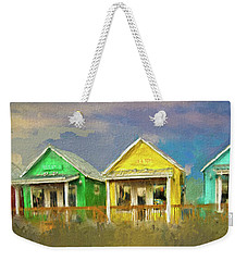 4 Of A Kind Weekender Tote Bag by Dale Stillman