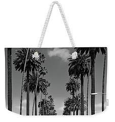 Palms Of Beverly Hills Weekender Tote Bag