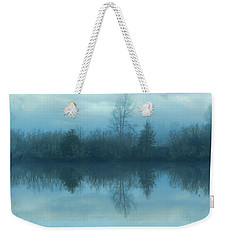 Reflections Weekender Tote Bag by Cathy Anderson