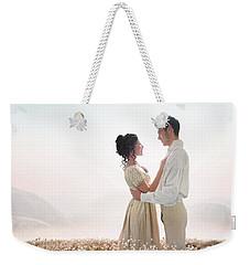 Regency Couple Weekender Tote Bag by Lee Avison