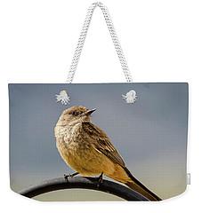 Say's Phoebe Weekender Tote Bag