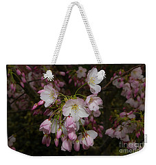 Silicon Valley Cherry Blossoms Weekender Tote Bag