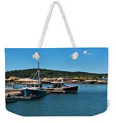 Stonington Weekender Tote Bag