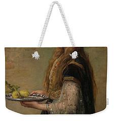 The Captive Weekender Tote Bag
