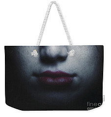 Trust Yourself Then You Will Know How To Live Weekender Tote Bag
