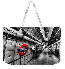 Underground London Weekender Tote Bag