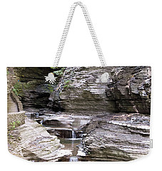 Watkins Glen New York Weekender Tote Bag