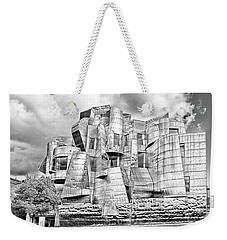Weisman Art Museum Weekender Tote Bag by Steve Lucas
