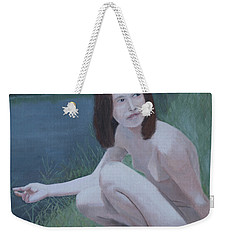 Young Naturist Weekender Tote Bag
