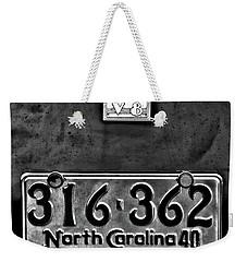 40 Ford Weekender Tote Bag