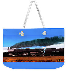 4014 Test Run Weekender Tote Bag by J Griff Griffin