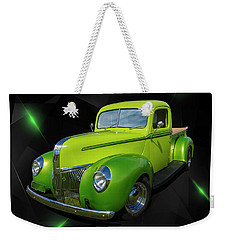 40s Ford Weekender Tote Bag