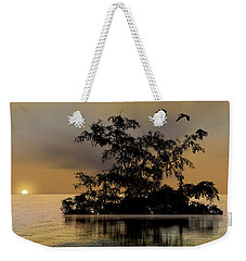 Weekender Tote Bag featuring the photograph 4374 by Peter Holme III