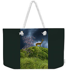 Weekender Tote Bag featuring the photograph 4388 by Peter Holme III
