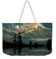 Weekender Tote Bag featuring the photograph 4395 by Peter Holme III