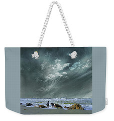 Weekender Tote Bag featuring the photograph 4399 by Peter Holme III