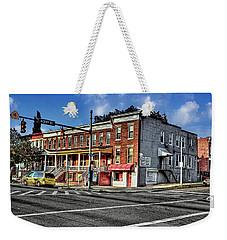 43rd Street And York Road Weekender Tote Bag
