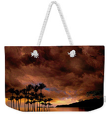 Weekender Tote Bag featuring the photograph 4401 by Peter Holme III