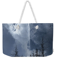 Weekender Tote Bag featuring the photograph 4404 by Peter Holme III