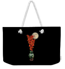 Weekender Tote Bag featuring the photograph 4406 by Peter Holme III