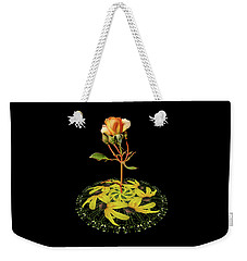 Weekender Tote Bag featuring the photograph 4407 by Peter Holme III