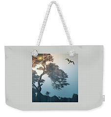 Weekender Tote Bag featuring the photograph 4408 by Peter Holme III