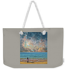 Weekender Tote Bag featuring the photograph 4410 by Peter Holme III