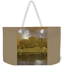 Weekender Tote Bag featuring the photograph 4411 by Peter Holme III