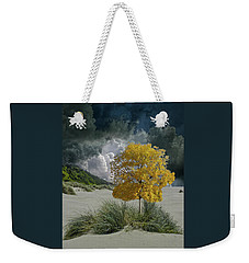 Weekender Tote Bag featuring the photograph 4422 by Peter Holme III