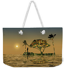 Weekender Tote Bag featuring the photograph 4423 by Peter Holme III