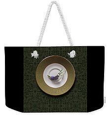 Weekender Tote Bag featuring the photograph 4424 by Peter Holme III