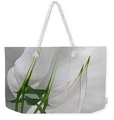 Weekender Tote Bag featuring the photograph 4425 by Peter Holme III