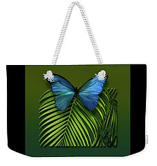 Weekender Tote Bag featuring the photograph 4426 by Peter Holme III