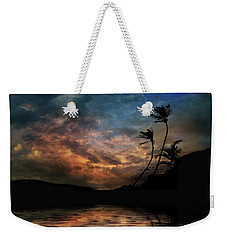 Weekender Tote Bag featuring the photograph 4448 by Peter Holme III