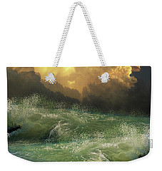 Weekender Tote Bag featuring the photograph 4449 by Peter Holme III