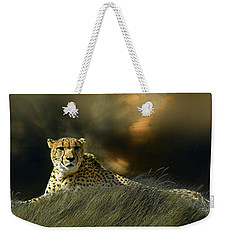 Weekender Tote Bag featuring the photograph 4452 by Peter Holme III