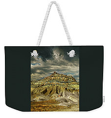 Weekender Tote Bag featuring the photograph 4453 by Peter Holme III