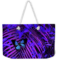 Weekender Tote Bag featuring the photograph 4454 by Peter Holme III