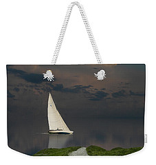 Weekender Tote Bag featuring the photograph 4456 by Peter Holme III