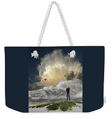 Weekender Tote Bag featuring the photograph 4457 by Peter Holme III